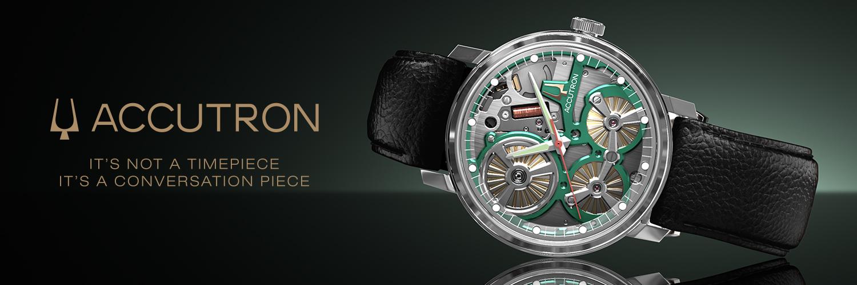 Accutron - M.P. Demetre Jewelers
